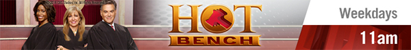 Hot Bench Page Header
