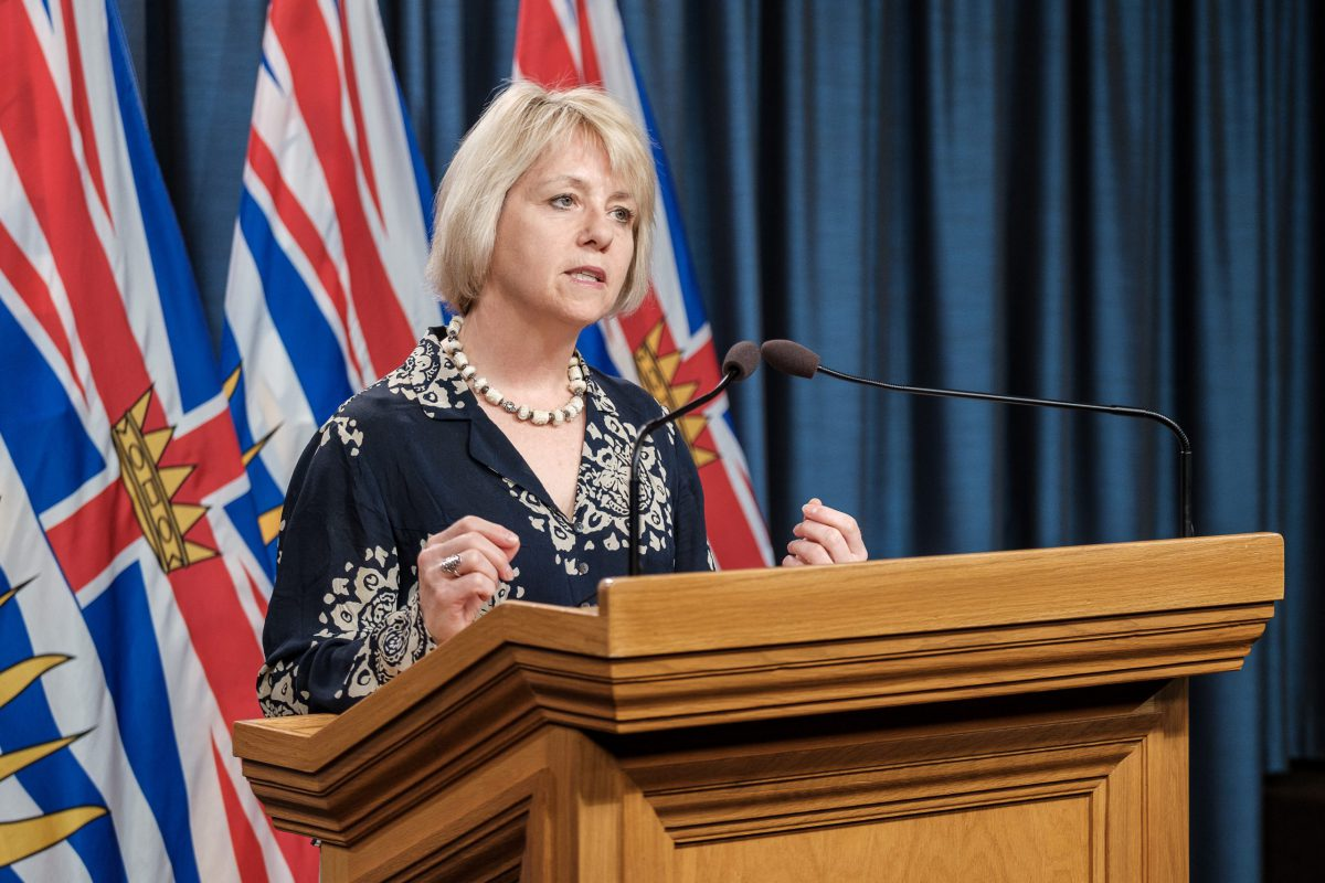 4 new cases of COVID-19 in B.C., with none of the new cases in Island Health